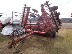 Tillage For Sale Case IH 496 24' DISC HARROW
