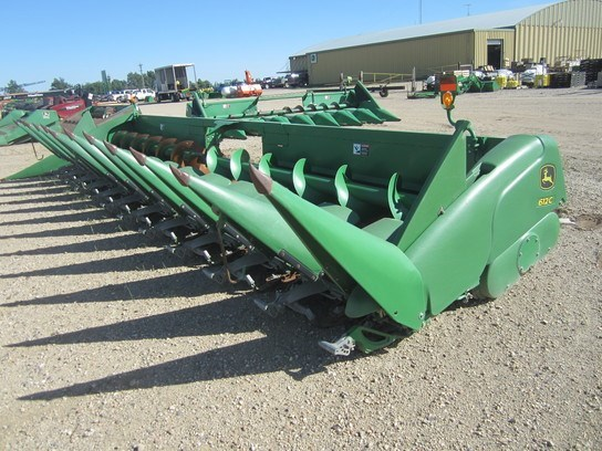 2008 John Deere 612C Header-Corn For Sale