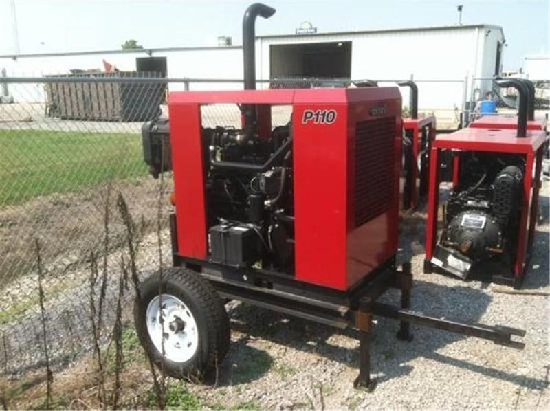 2013 Case IH P110 Engine/Power Unit