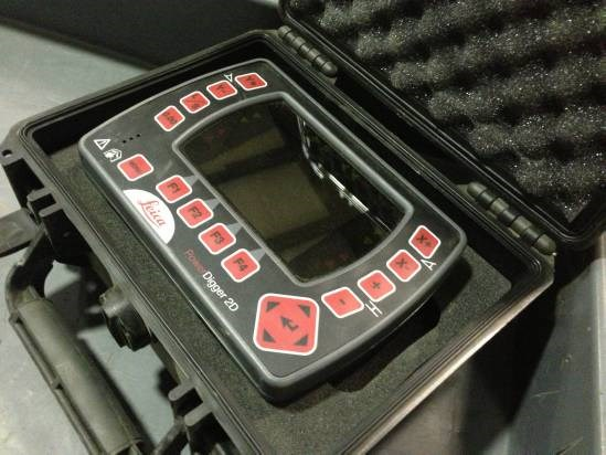 2010 Leica 1300, Power Digger, 2D Exc Machine Control GPS Systems a la venta