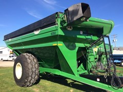 Grain Cart For Sale J & M 1050-18S