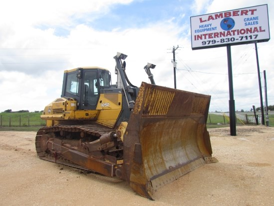 2008 John Deere 1050J Dozer For Sale