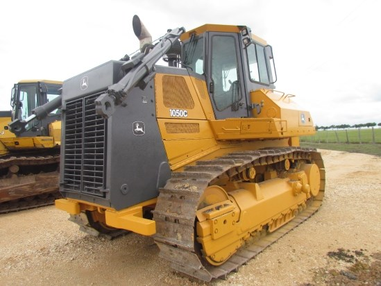 2007 John Deere 1050C Dozer For Sale