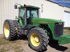 Tractor For Sale:  1996 John Deere 8400 , 225 HP