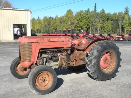 Massey Ferguson 50 Tractor For Sale