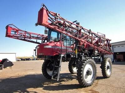 2006 Case IH SPX 3185 Sprayer-Self Propelled For Sale