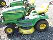 Riding Mower For Sale:  2001 John Deere LT155