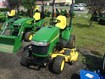 Tractor For Sale:  2010 John Deere 2305 , 24 HP