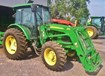 Tractor For Sale:  2008 John Deere 6100D , 100 HP