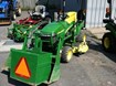 Tractor For Sale:  2009 John Deere 2305 , 24 HP