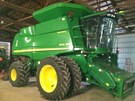 Combine For Sale:  2011 John Deere 9770 STS