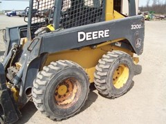 Skid Steer For Sale:  2012 John Deere 320D