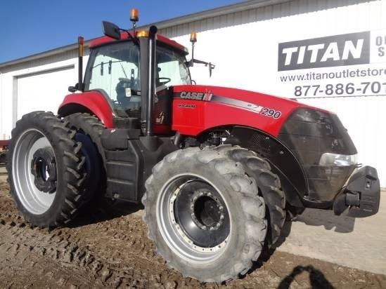 2011 Case IH MAGNUM 290, Creeper Trans, 1000 PTO, 5 Remotes Tractores a la venta