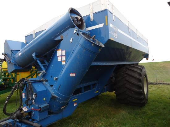 2007 Kinze 1050 Grain Cart For Sale