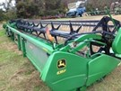 Header-Auger/Flex For Sale:  2009 John Deere 635F
