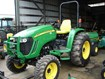 Tractor For Sale:  2012 John Deere 4120 , 43 HP