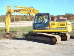 Excavator-Track :  2012 Kobelco SK210LC , 152 HP