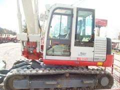 Excavator-Track For Sale:  2012 Takeuchi TB1140 , 103 HP