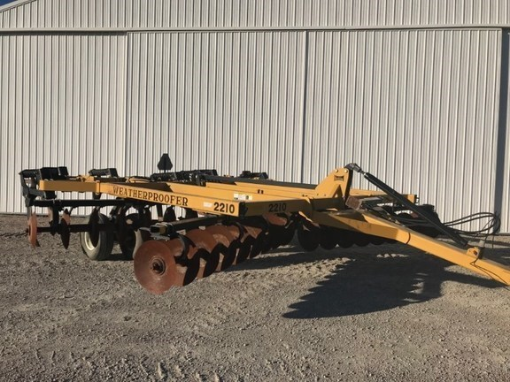 Landoll 2210 Disk Ripper For Sale