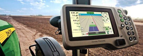 2010 John Deere 0709PC Precision Farming For Sale