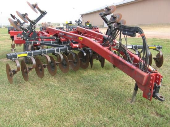 2007 Case IH 730C 17.5 Sub Soiler For Sale