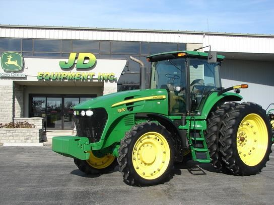 2008 John Deere 7930 Tractor For Sale