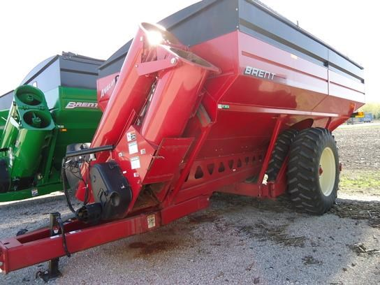 2007 Brent 1194 Grain Cart For Sale