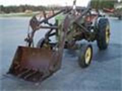 Tractor For Sale:  1954 John Deere 40W