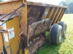 Manure Spreader-Dry/Pull Type For Sale 2005 Knight 8124