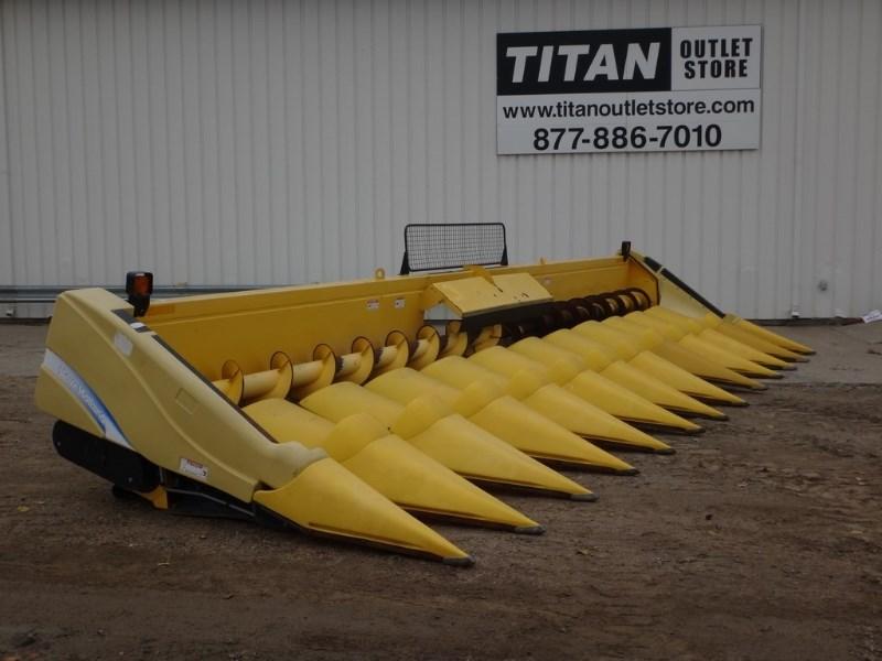 2011 New Holland 99C, 12R30, Fits CR8080/8090/9090, HHC, Contour Cabezales para maíz a la venta