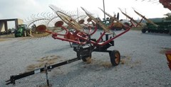 Hay Rake For Sale:  Other K & M 10 Wheel