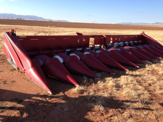 2011 Case IH 3412 Header-Corn For Sale
