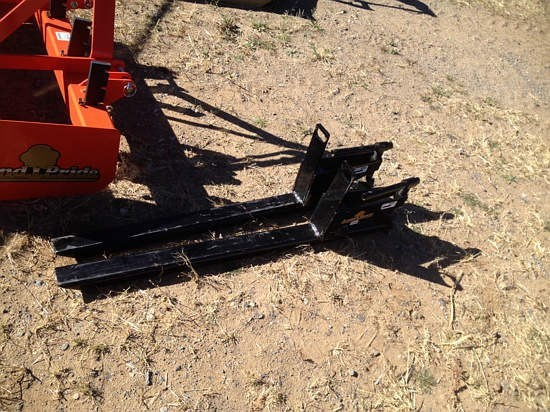 Land Pride PF20 Forklift Attachment For Sale