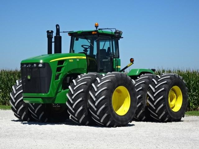 2008 John Deere 9630 Tractor For Sale