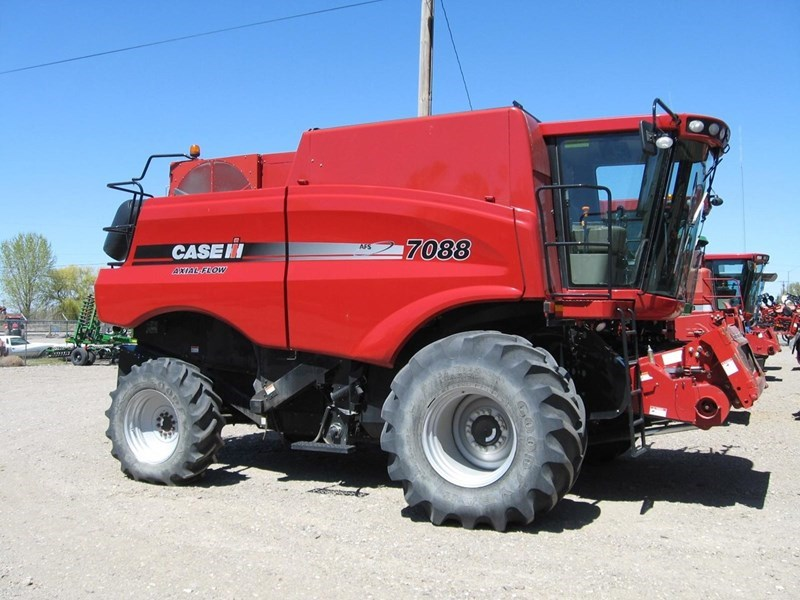 2011 Case IH 7088 Combine For Sale