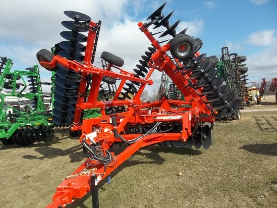 2013 Krause 8300-34' Tillage For Sale