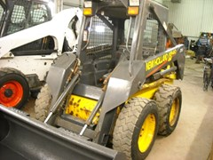 Skid Steer For Sale 2004 New Holland LS140 , 32 HP