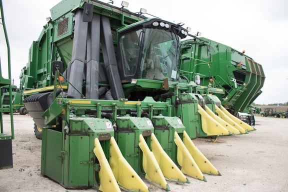 2011 John Deere 7760 Cotton Picker For Sale