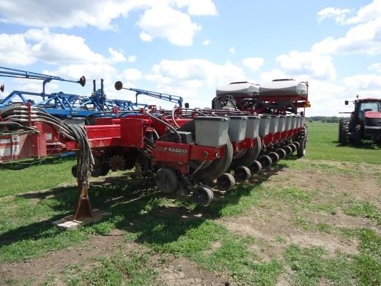 2011 Case IH 1250, 24R30,Vac Meter,Insecticide,Trash Whippers Plantadora a la venta