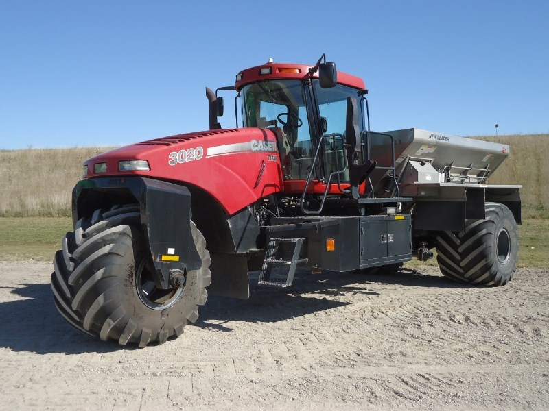 2009 Case IH 3020 Floater/High Clearance Spreader For Sale