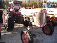 Tractor For Sale:   Massey Ferguson 65