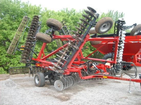 2010 Case IH 330 34' Disk Harrow For Sale
