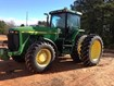 Tractor For Sale:  1996 John Deere 8100 , 160 HP