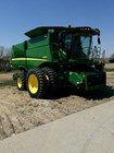 Combine For Sale:  2013 John Deere S660