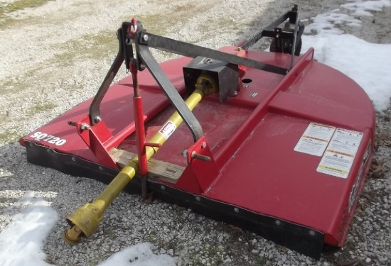 Bush Hog Accidents : Equipment detail s h farm supply mo