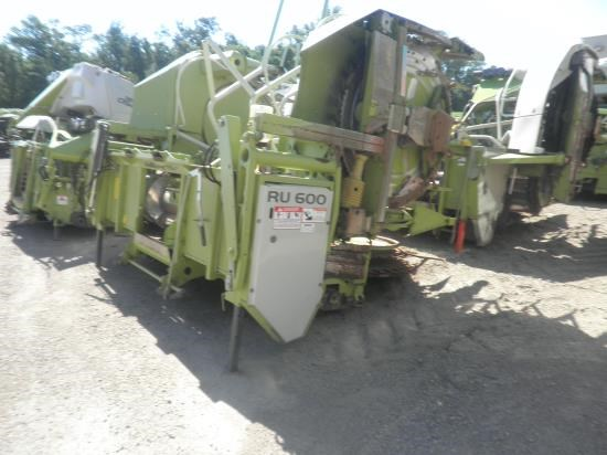 2002 Claas RU600 Forage Head-Row Crop For Sale