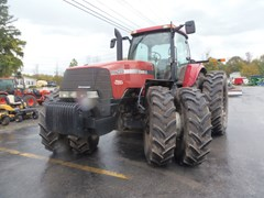 Tractor - Row Crop For Sale 2004 Case IH MX255 , 215 HP