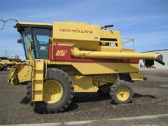 Combine For Sale 1991 New Holland TR86 , 175 HP