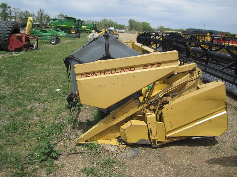 1985 New Holland 973 Misc. Ag For Sale