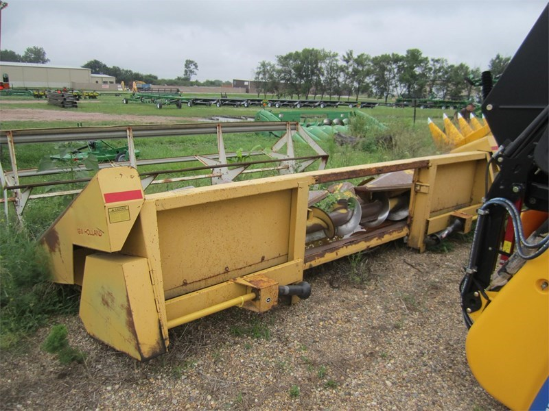 1989 New Holland 974N6 Header-Row Crop For Sale